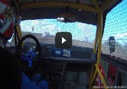 FOXeye GC1 на Автокроссе Славянский кубок-2014 в Car_Dымово